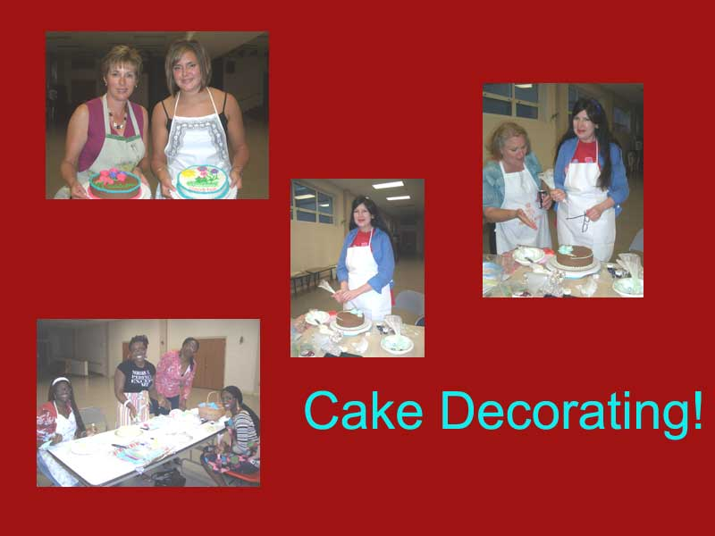 History About Cake Decorating : St George s Dayton OH Recent Photos